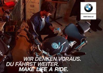 BMW Motorrad – B2C Marketing
