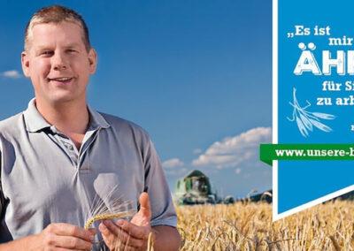 Unsere Bayerischen Bauern e.V. – Imagekampagne