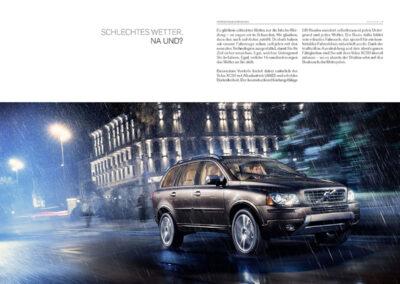 Volvo – Verkaufsliteratur
