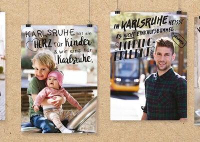 Karlsruhe Stadtmarketing – Image-Kampagne